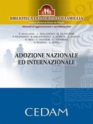 Adozione nazionale ed internazionale - copertina