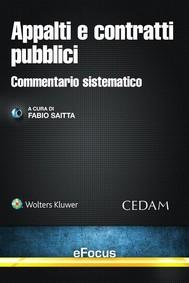 Appalti e contratti pubblici - copertina