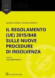 Il Regolamento (UE) 2015/848 sulle nuove procedure di insolvenza - copertina