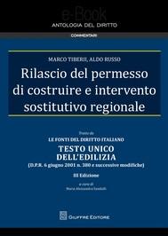Rilascio del permesso di costruire e intervento sostitutivo regionale - copertina
