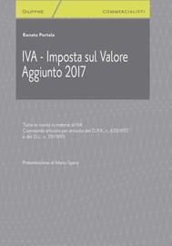IVA - Imposta sul Valore Aggiunto 2017 - copertina