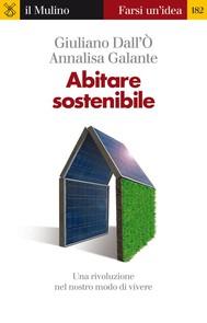 Abitare sostenibile - copertina