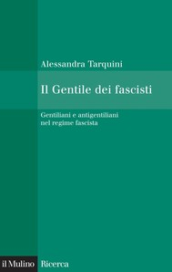 Il Gentile dei fascisti - copertina