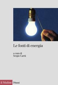 Le fonti di energia - copertina