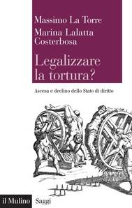 Legalizzare la tortura? - copertina