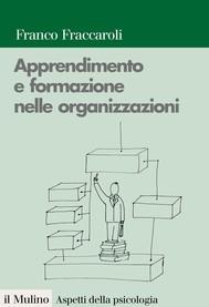 Apprendimento e formazione nelle organizzazioni - copertina