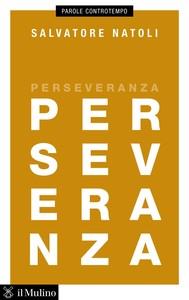 Perseveranza - copertina
