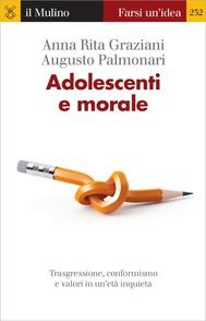 Adolescenti e morale - copertina