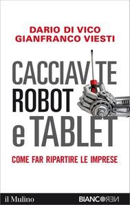 Cacciavite, robot e tablet - copertina