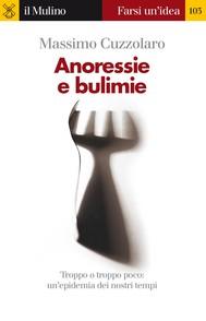 Anoressie e bulimie - copertina