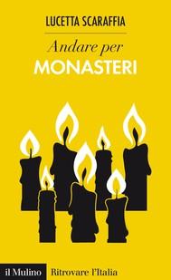 Andare per monasteri - copertina