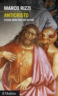 Anticristo - copertina