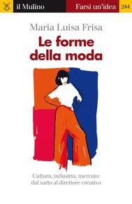 Le forme della moda - copertina