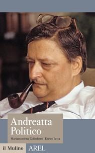 Andreatta politico - copertina
