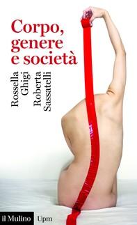 Corpo, genere e società - Librerie.coop