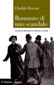 Romanzo di uno scandalo - copertina
