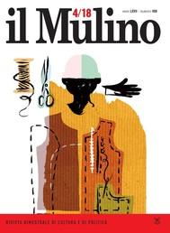 il Mulino 4/2018 - copertina