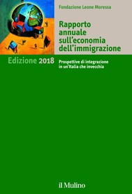 Rapporto annuale sull'economia dell'immigrazione - copertina