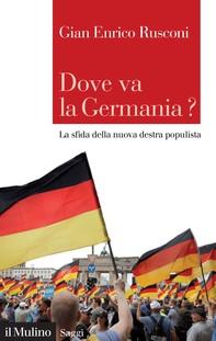 Dove va la Germania? - Librerie.coop