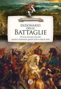 Dizionario delle battaglie - Librerie.coop