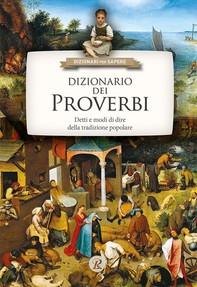 Dizionario dei proverbi - Librerie.coop