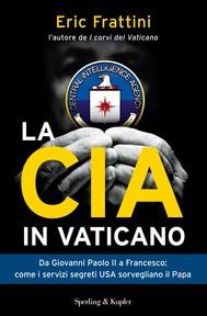 La CIA in Vaticano - copertina