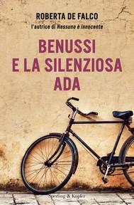 Benussi e la silenziosa Ada - copertina