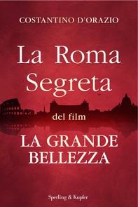 La Roma segreta del film La Grande Bellezza - Librerie.coop