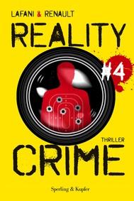 Reality Crime #4 - copertina