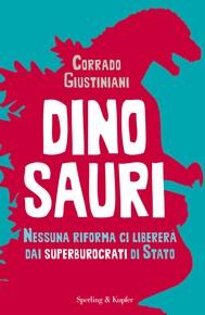 Dinosauri - copertina