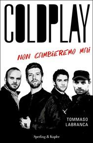 Coldplay - copertina