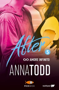 After 5. Amore infinito - copertina
