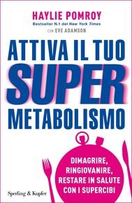 Attiva il tuo Supermetabolismo - copertina