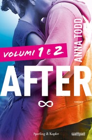After. Volumi 1 e 2 - copertina