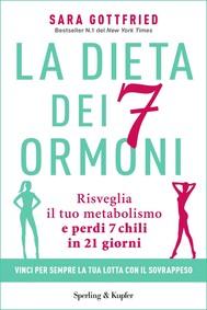 La dieta dei 7 ormoni - copertina