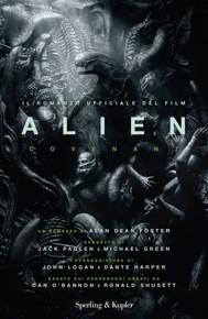 Alien: Covenant (versione italiana) - copertina