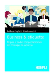 Business & Etiquette - copertina