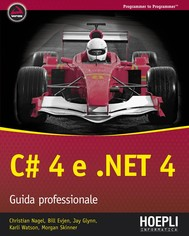 C# 4 e .NET 4 - copertina