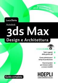 3ds Max Design e architettura - copertina
