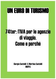 74ter: l'IVA per le agenzie di viaggio - copertina