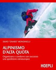 Alpinismo d'alta quota - copertina