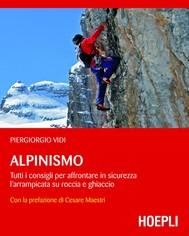 Alpinismo - copertina