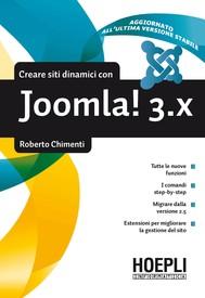 Costruire siti dinamici con Joomla! 3.x - copertina