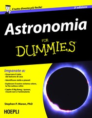 Astronomia For Dummies - copertina
