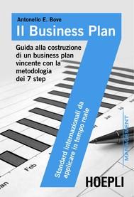 Il business plan - copertina