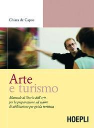 Arte e turismo - copertina