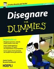 Disegnare For Dummies - copertina