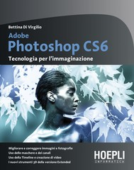 Adobe Photoshop CS6 - copertina