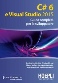 C# 6 e Visual Studio 2015 - copertina