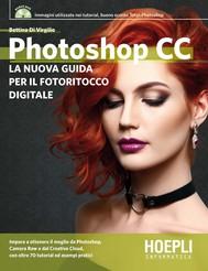 Photoshop CC - copertina